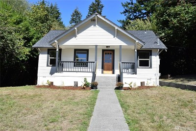 Silverdale Single Family Home Pending Inspection: 8477 Knute Lane NW
