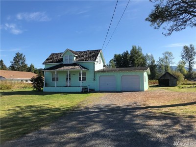 Enumclaw Single Family Home For Sale: 42828 264th Ave SE