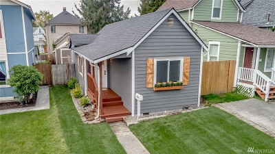 Everett Single Family Home For Sale: 2612 Cleveland Ave