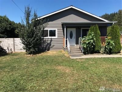 Burlington Single Family Home For Sale: 315 E Magnolia Ave