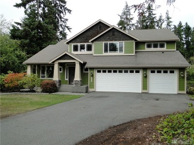 Poulsbo Single Family Home Contingent: 1606 Burmikca Ct NW