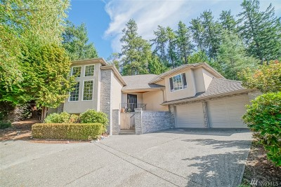 Gig Harbor Single Family Home Contingent: 2309 21st Av Ct NW