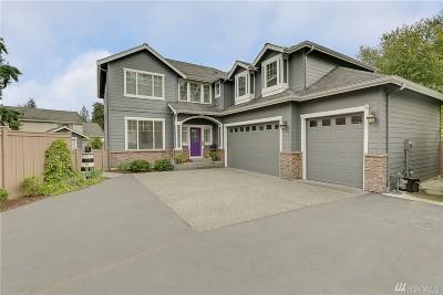 Lake Stevens Single Family Home For Sale: 12264 36th St NE