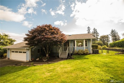 Port Orchard Single Family Home For Sale: 6751 View Dr SE