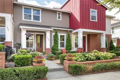Issaquah Single Family Home For Sale: 1395 NE Park Dr