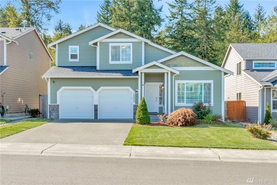 Puyallup Single Family Home For Sale: 18230 70th Av Ct E