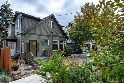 Seattle Single Family Home For Sale: 308 22nd Ave E