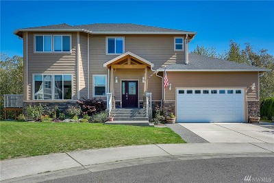Ferndale Single Family Home Sold: 1417 Cascara Ct