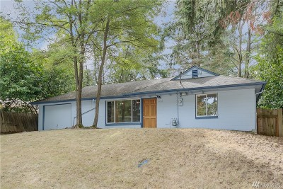 Mountlake Terrace Single Family Home For Sale: 5102 238th Place SW