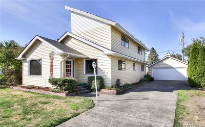 Single Family Home For Sale: 6428 S Montgomery St