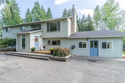Snohomish Single Family Home For Sale: 17230 Snohomish Ave