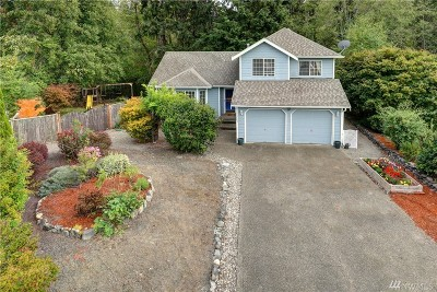 Gig Harbor Single Family Home For Sale: 11703 40th Ave NW