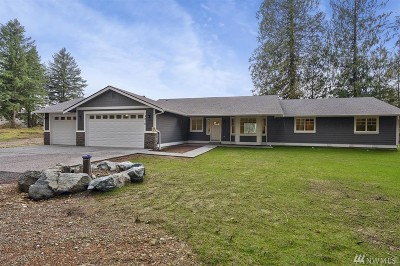 Snohomish Single Family Home For Sale: 3216 Creswell Rd