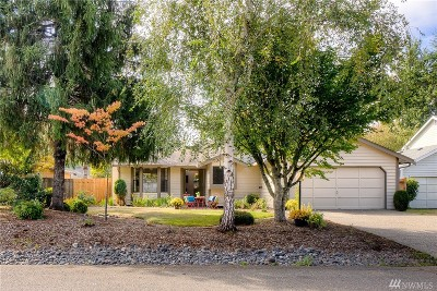 Thurston County Single Family Home For Sale: 4307 30th Ave SE