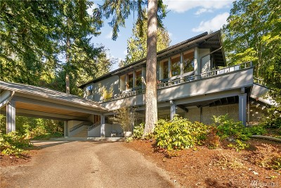 Seattle Single Family Home For Sale: 13200 9th Ave NW