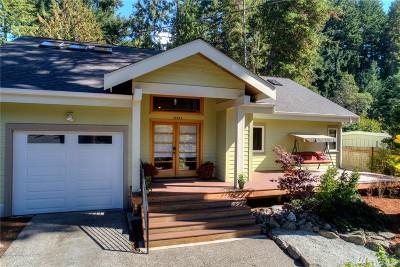 Shoreline Single Family Home For Sale: 18334 Evanston Ave N