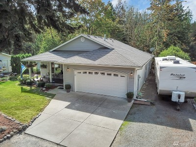 Yelm Single Family Home For Sale: 22433 Autumnwood Ct SE