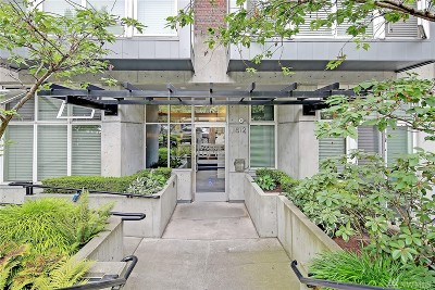 Condo/Townhouse For Sale: 1812 19th Ave #204