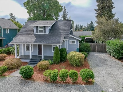 Tacoma Single Family Home For Sale: 918 113th St S