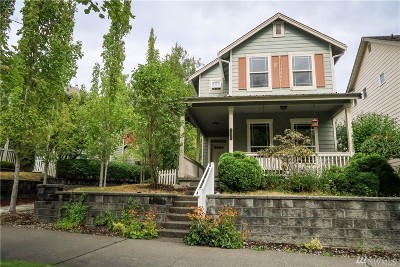 Snoqualmie Single Family Home For Sale: 7822 Douglas Ave SE