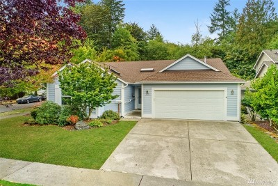 Olympia Single Family Home For Sale: 2315 Craig Rd SE