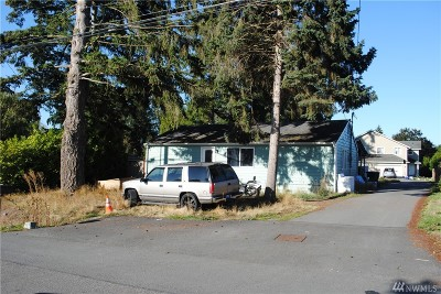 Everett Single Family Home For Sale: 10926 6th Ave W
