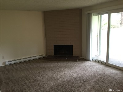Federal Way Condo/Townhouse For Sale: 32330 4th Place S #P4