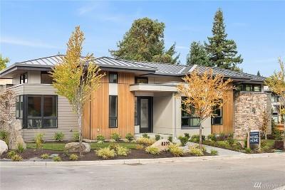 Mercer Island Single Family Home For Sale: 8270 SE 31st St