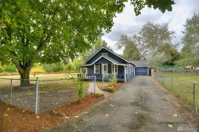 Centralia Single Family Home For Sale: 1205 Woodland Ave