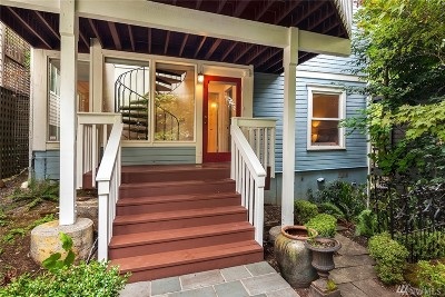 Seattle Single Family Home For Sale: 3219 E Madison St