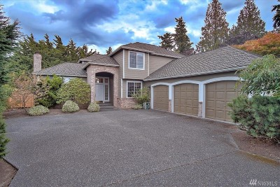 Mukilteo Single Family Home Contingent: 5703 93rd Place SW