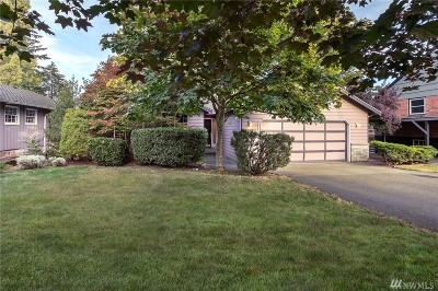 Seattle Single Family Home For Sale: 12520 Evanston Ave N