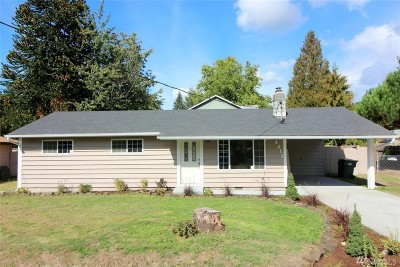Thurston County Single Family Home For Sale: 4412 22nd Ave SE