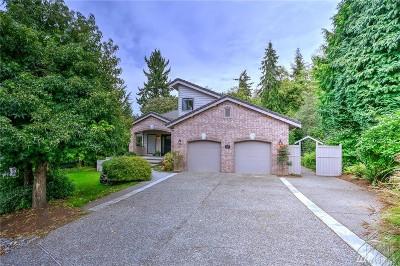 Tacoma Single Family Home For Sale: 5901 Nahane East NE