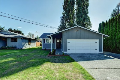 Tacoma Single Family Home For Sale: 130 E Bismark St