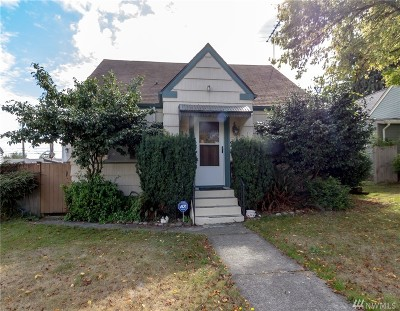 Tacoma Single Family Home For Sale: 236 S 60th St