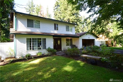 Snohomish County Single Family Home For Sale: 5325 133rd St SW