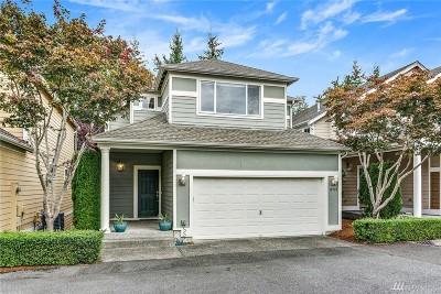 Kirkland Condo/Townhouse For Sale: 11723 114th Place NE
