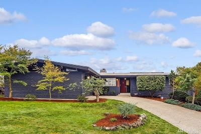 Bellevue Single Family Home For Sale: 12121 SE 21st St