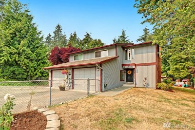 Everett Single Family Home For Sale: 4127 108th St SE #B