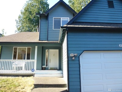 Bremerton Single Family Home For Sale: 3776 NE Trout Brook Lane
