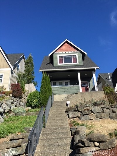 Tacoma Single Family Home For Sale: 2543 S J St