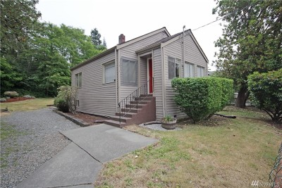 Seattle Single Family Home For Sale: 9814 24th Ave SW