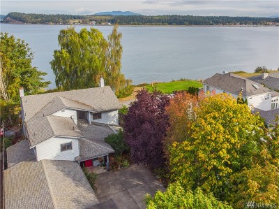 Anacortes Single Family Home Sold: 2716 Oakes Ave