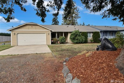 Spanaway Single Family Home For Sale: 17524 7th Ave Ct S