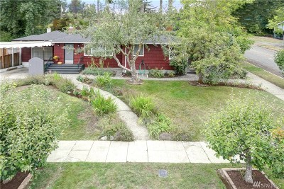 Pierce County Single Family Home For Sale: 502 Berkeley Ave