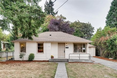 Seattle Single Family Home For Sale: 12011 69th Ave S