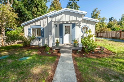 Langley Single Family Home Sold: 826 Furman Ave