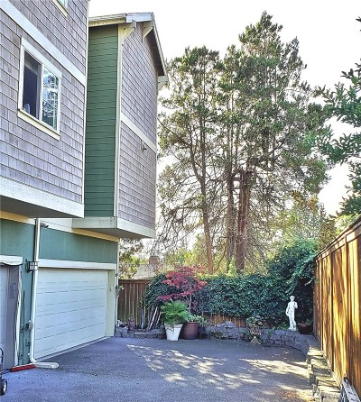 Seattle Single Family Home For Sale: 10141 Holman Rd NW