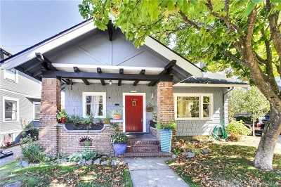 Tacoma Single Family Home For Sale: 2109 N Anderson St